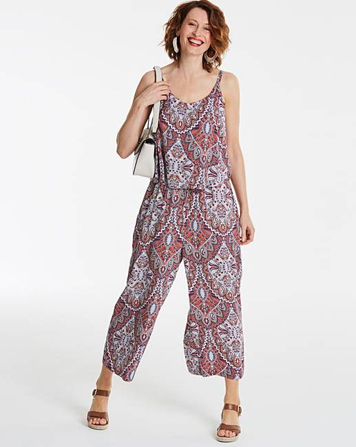 a63056f59ba1 Layered Jumpsuit