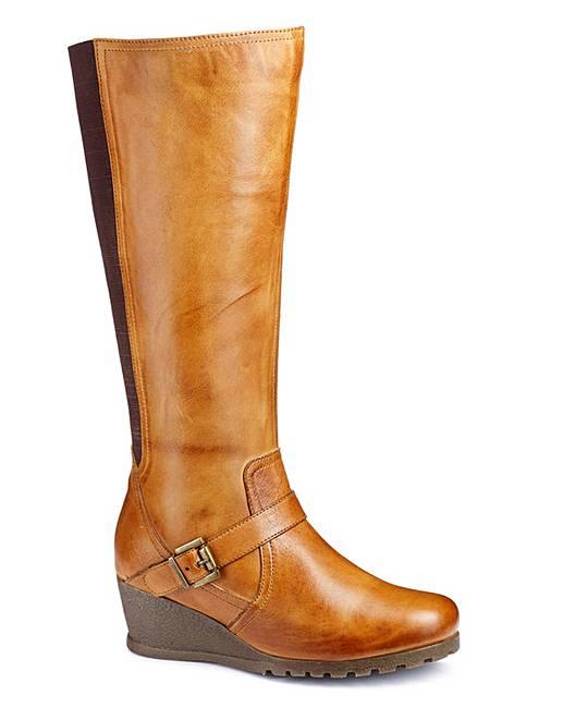 cb50ae0fbc17 Lotus Boots E Fit Standard Calf