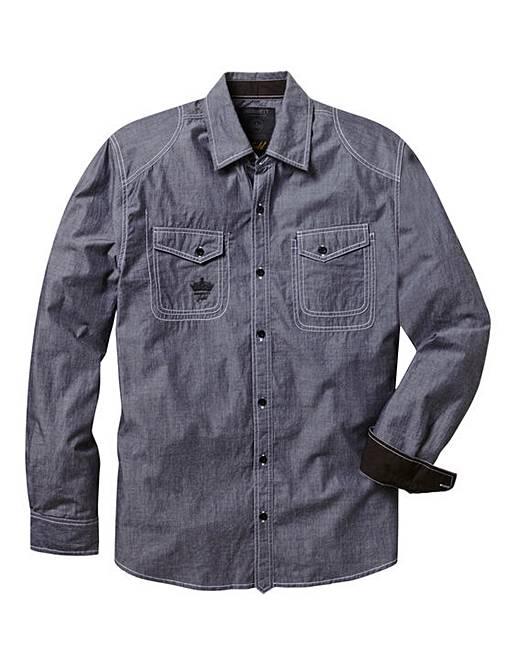 Hamnett Gold Draycott Shirt supplier