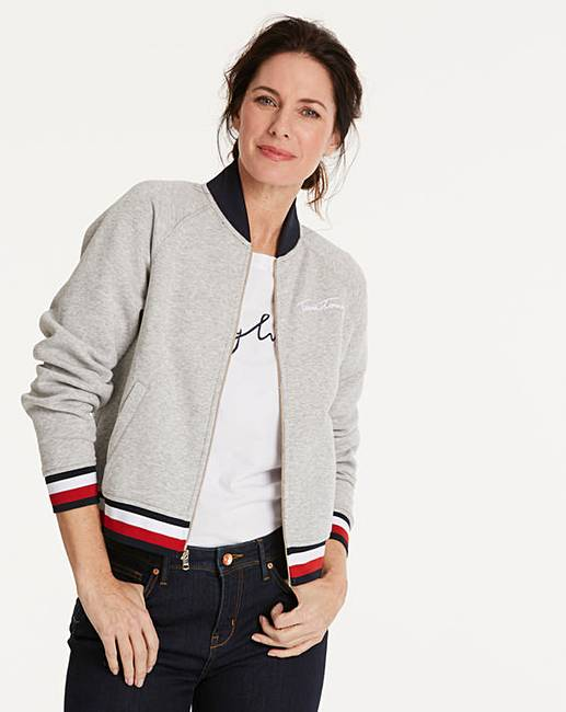 good reputation quite nice first rate Tommy Hilfiger Aora Bomber Jacket