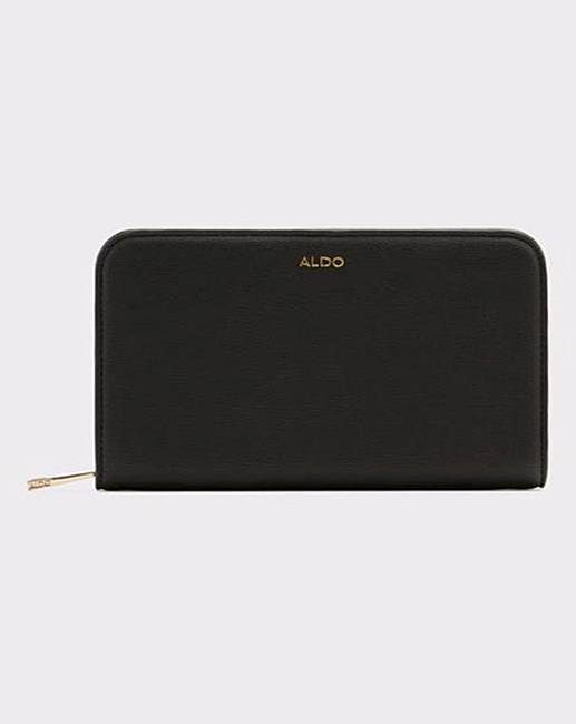 de38c46ff1d3 Aldo Ganim Zip Around Purse | Simply Be