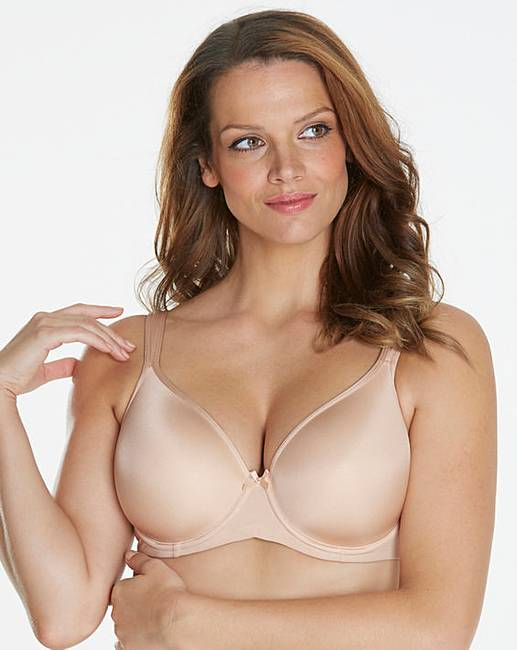 6e16e13463 Solutions Blush Wired T Shirt Bra