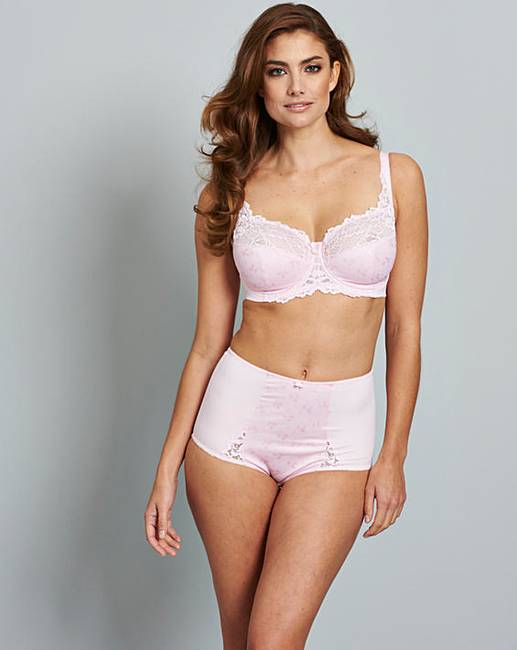 00c51c8f9f9d4 Ruby Full Cup Wired Candy Pink Bra
