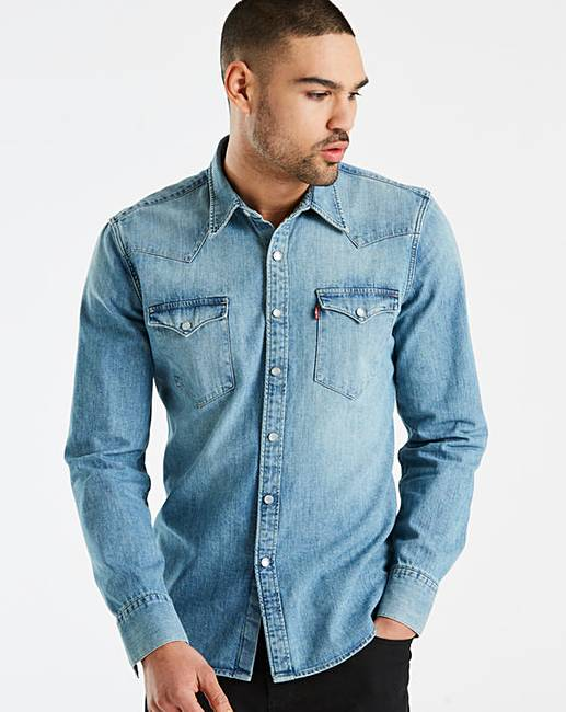 37ef884640e Levi s Barstow Western Shirt