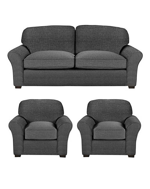 Country Collection Newbury 3 Sofa Plus 2 Chairs