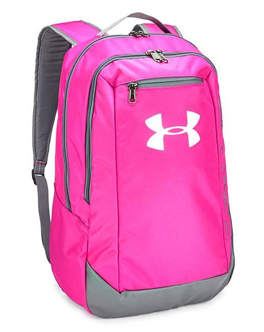 69918ec1e2 Under Armour Girls Hustle Lite Backpack