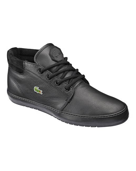 76637d3096071 Lacoste Ampthill Terra Trainers
