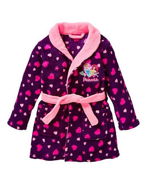 Disney Princess Dressing Gown | Fashion World