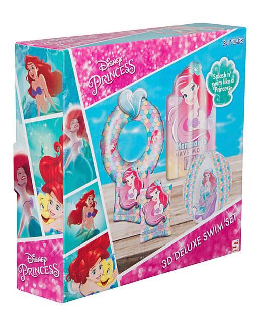 40a5bc0007 Disney Princess Deluxe Swim Set | Simply Be
