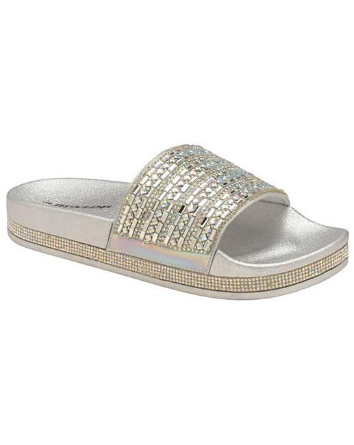 da06ead85ce7 Dunlop Emmie women s mule sandals