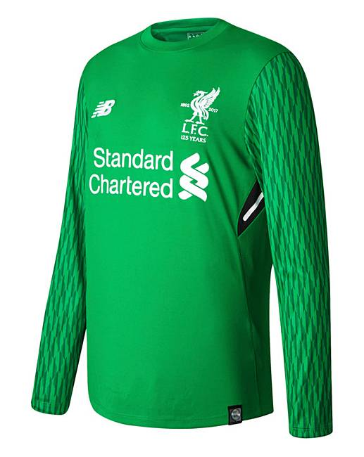 big sale 3bf0b a0be8 New Balance Liverpool Boys Home Jersey