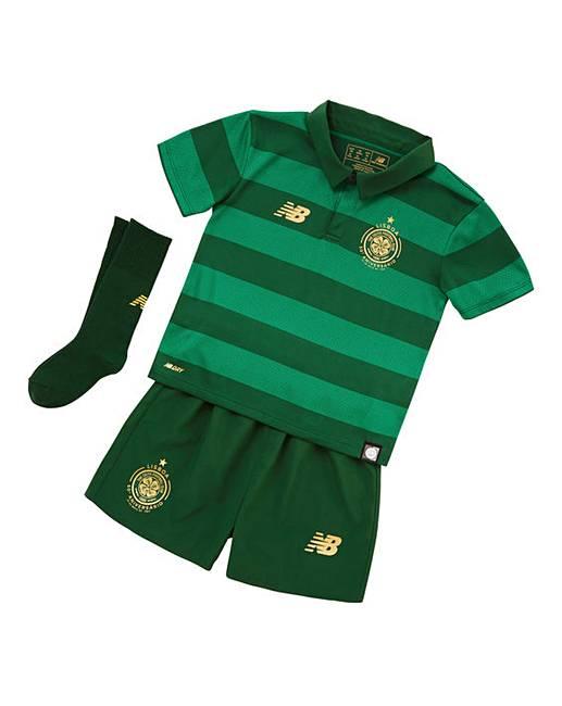 2d4535f52 New Balance Celtic Boys Away Replica Kit