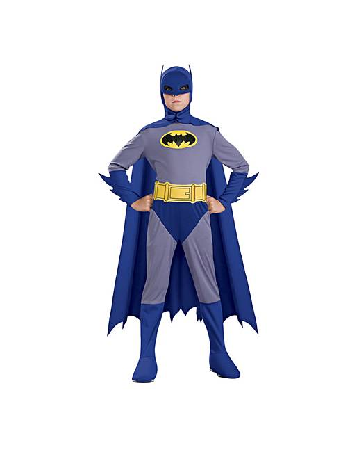 Batman Brave and Bold Costume  sc 1 st  JD Williams & Batman Brave and Bold Costume | J D Williams