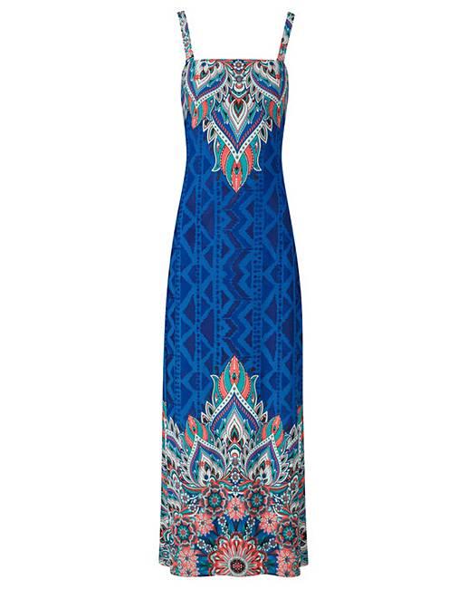 503ff51cbd Joe Browns Mexicana Maxi Dress | Simply Be