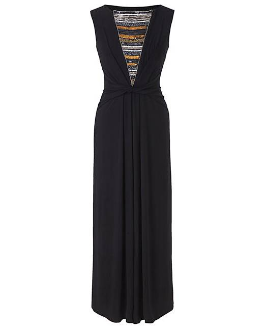 948968da91 Grace Embellished Maxi dress | Simply Be