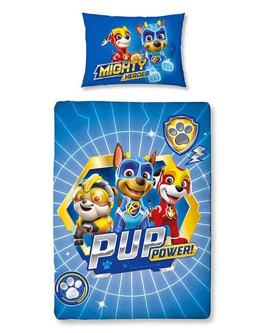 Paw Patrol Super Junior Panel Duvet
