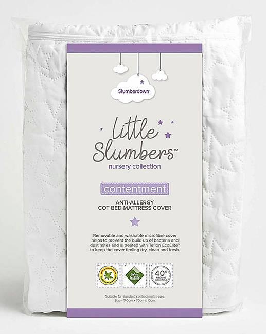 the latest 6cede 65ebc Little Slumbers Mattress Cover