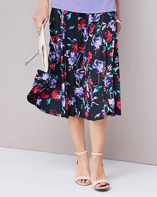 e0e79958e40 Jersey Skirt in 27in