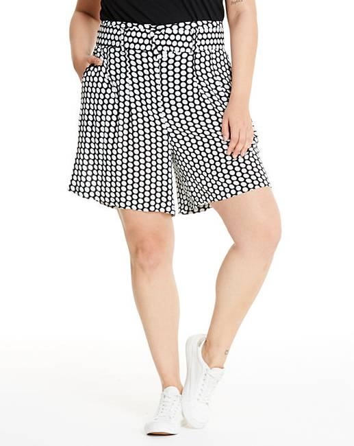 Glamorous Polka Dot Shorts