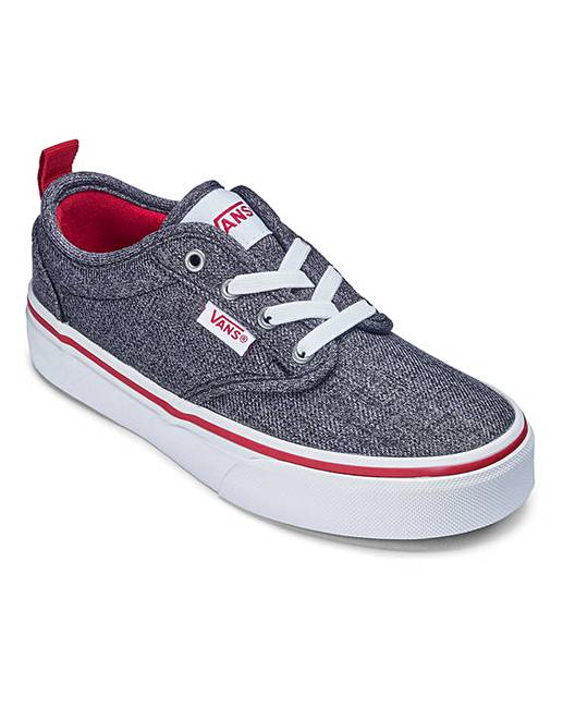 54cb5aae3203e1 Vans Atwood Slip on Trainers