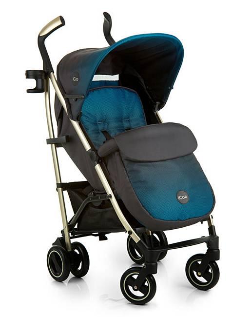 efdd4916b6bb iCoo Pace Stroller | J D Williams