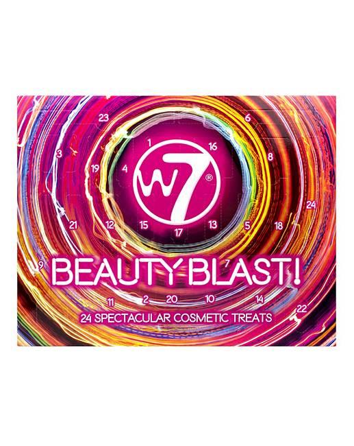 W7 Beauty Blast Advent Calendar by Fashion World