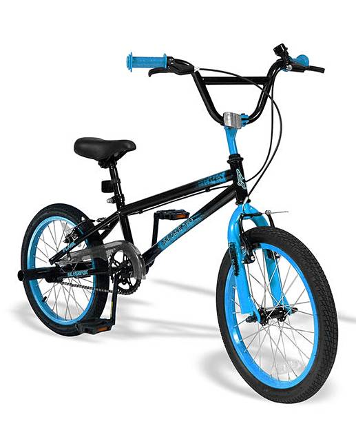 Silverfox 18inch Plank BMX Bike | Fashion World