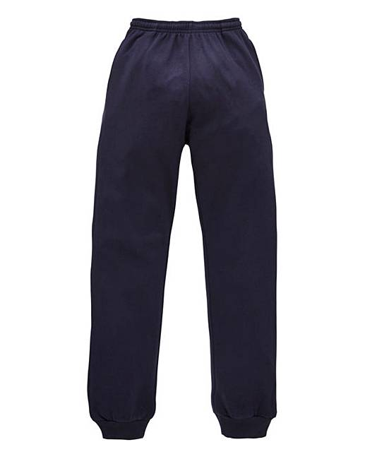 Capsule Navy Cuffed Jogging Pant 31 inch