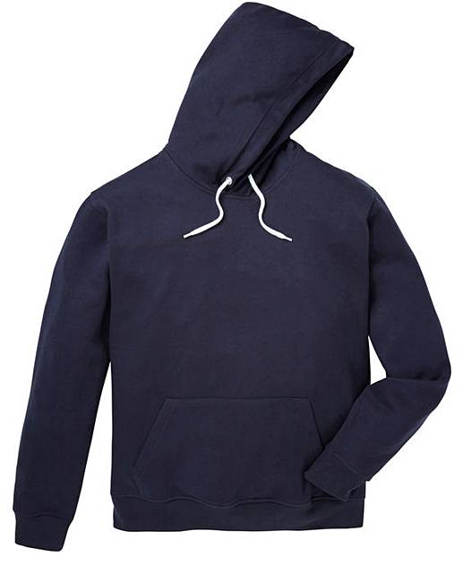 Capsule Navy Over Head Hoody Regular