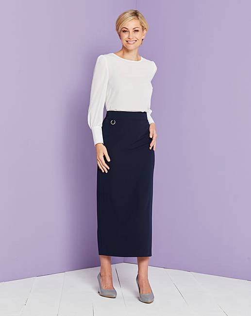 769fe5764 Tailored Maxi Pencil Skirt | Oxendales