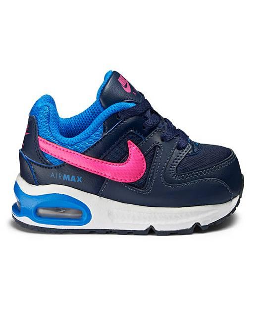 Nike Air Max Command Girls Trainers  cc463b6dd