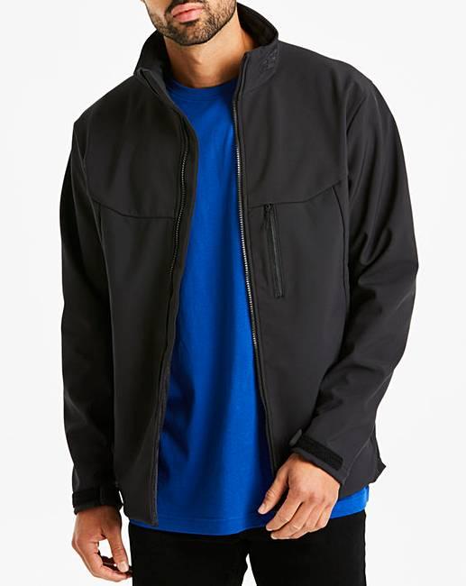 23cebf9e Helly Hansen Paramount Soft Shell Jacket | Jacamo