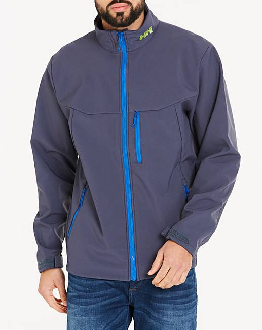 502b12d5f1 Helly Hansen Paramount Soft Shell Jacket | Fashion World