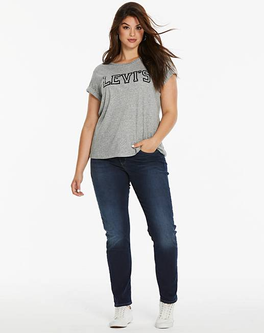4c994e773a92a6 Levi's 311 Shaping Skinny Jeans | Simply Be