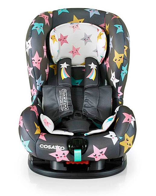Cosatto Moova 2 (5 point plus) Car Seat | Fashion World