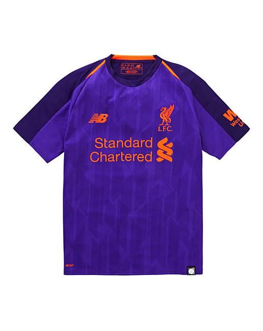 e3a2363e0 New Balance Liverpool FC Away Jersey