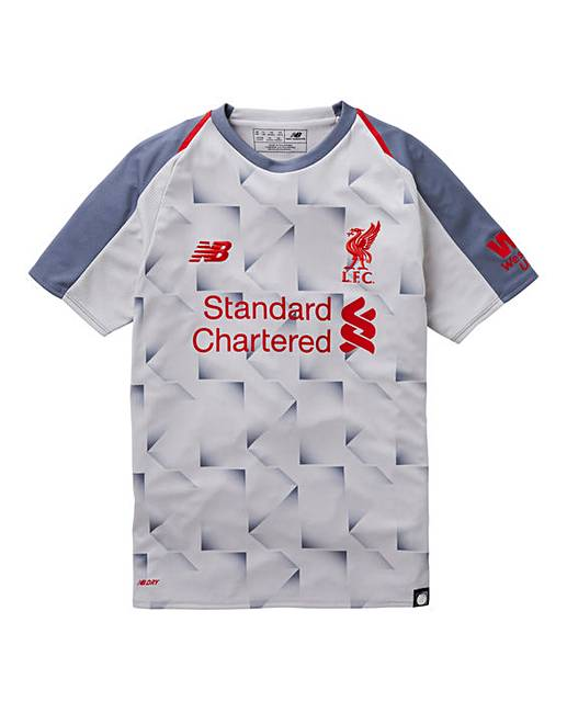 huge selection of 11c59 49012 New Balance Liverpool FC 3rd Jersey