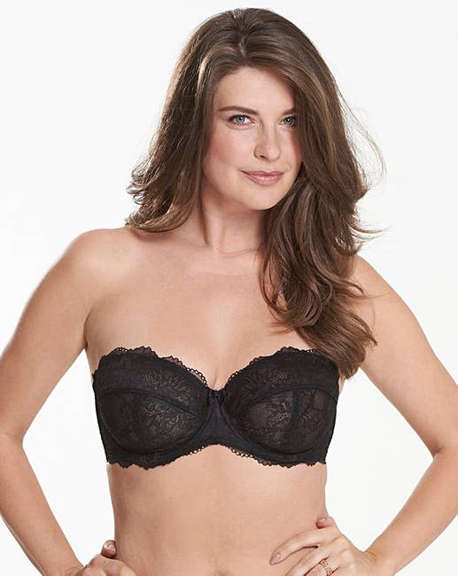adcc787acb7 Ella Lace Black Multiway Bra | Oxendales
