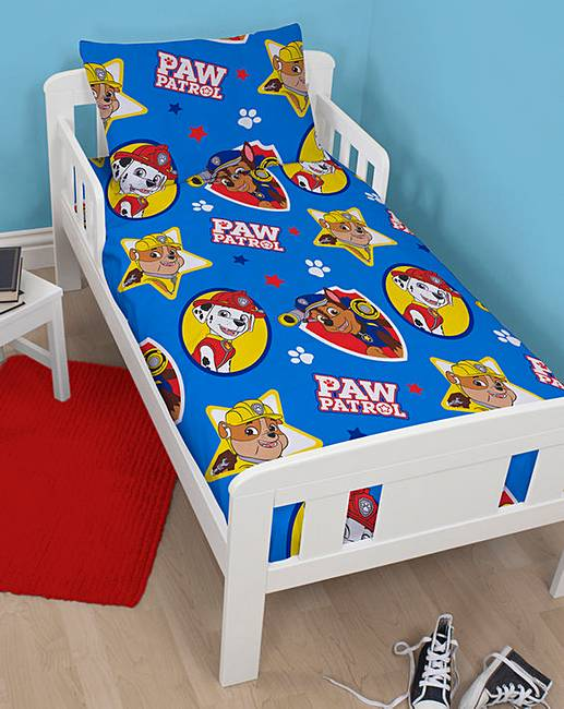 PawPatrol Pawsome Junior Bed Bundles