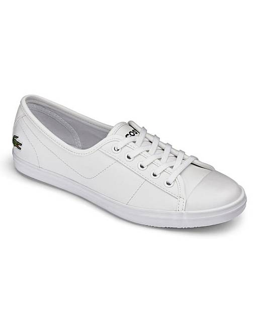 13a581f4b1f13 Lacoste Ziane Womens Trainers