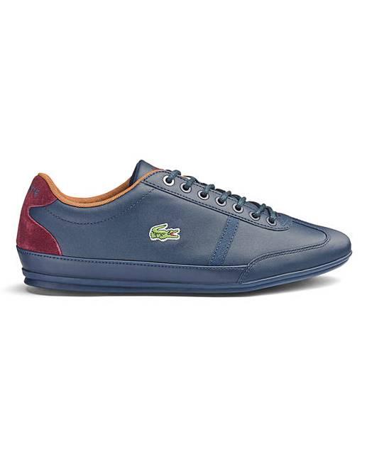 fce85c9651770d Lacoste Misano Sport Mens Trainers