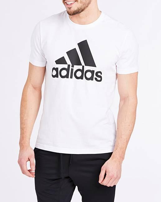 cf0262ad adidas Badge of Sport T-Shirt | Jacamo