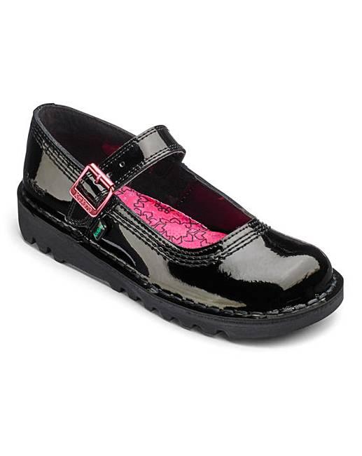 a16bebb3c27167 Kickers Kick Bar Shoes D Fit | Oxendales