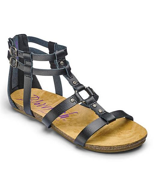 6312c6be3e0 Blowfish Gladiator Sandals D Fit