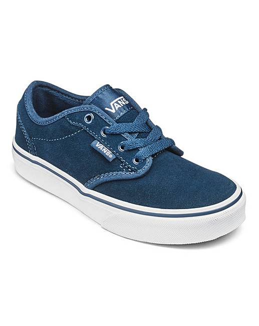 9272ed2f5e Vans Atwood Lace Up Youth Trainers