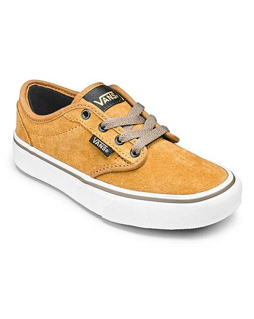 8578af45f5 Vans Atwood MTE Lace Up Youth Trainers