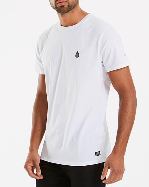 fed1916b17 Firetrap Blackseal Gnome T-Shirt Regular   Jacamo