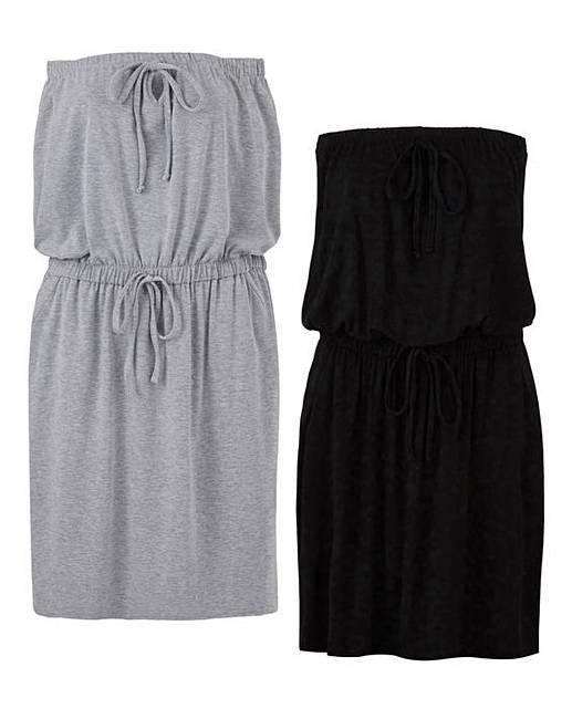 Bandeau Dresses