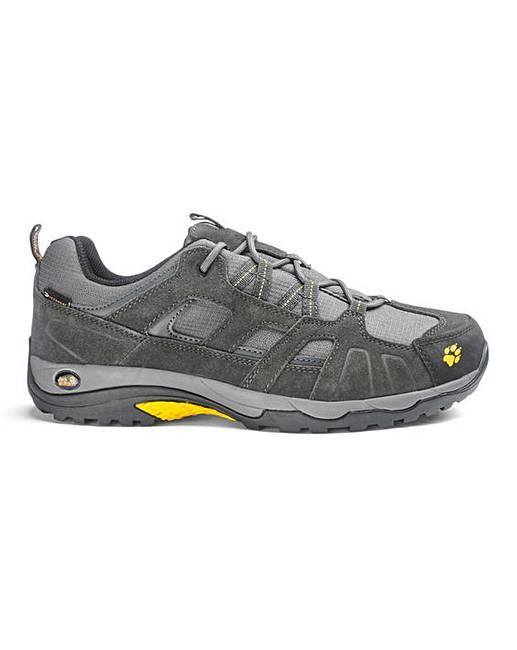 384a6d6a23 Jack Wolfskin Vojo Hike Texapore Shoes | Jacamo