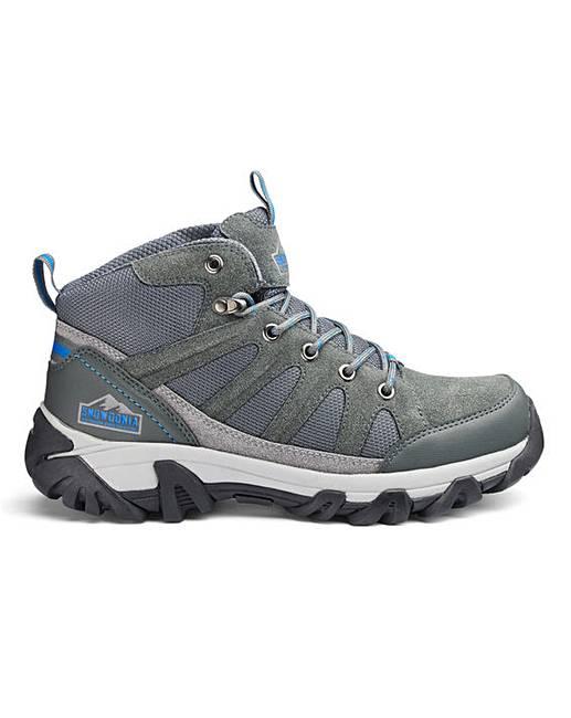 f912ef17e52 Snowdonia Mens Walking Boots EW Fit